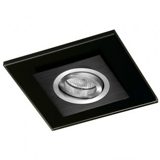 Kit Recessed light CLASS (black + black)