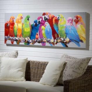 Acrylic Painting Tropic