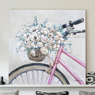 Acrylic Painting Provenza