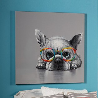 Acrylic Painting Otto