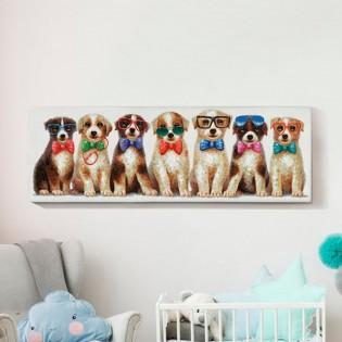 Acrylic Painting Pets