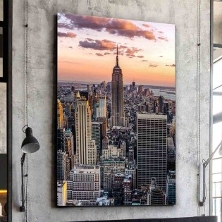 Photographic Print The Empire State