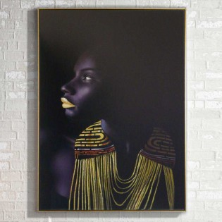 Picture Print Himba