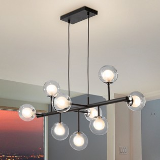 Pendant Light LED Altais (9x6W)