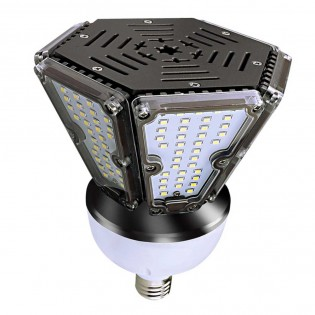 Lamp Post Bulb LED Cónica Line Pro (50W)