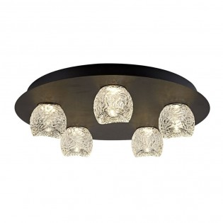 Ceiling flush light Fany (5 lights)