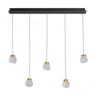 Regleta LED Fany (5 luces)