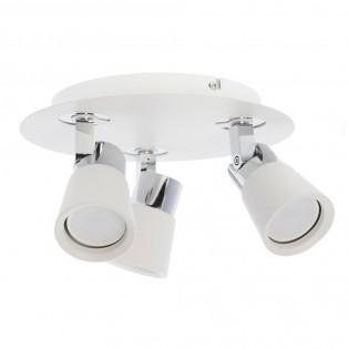 Ceiling Flush Light Iris (3 lights)