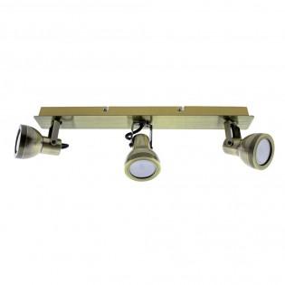 Ceiling Track Light Heli (3 lights)