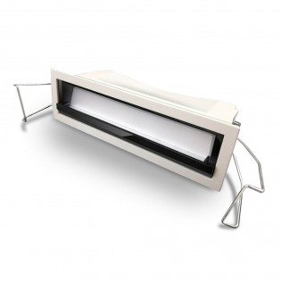 Rectangular Recessed Light LED Wall Washer (10W)