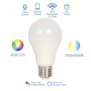 E27 Smart LED Bulb (8W)