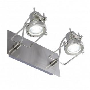 Adjustable Track Light Olbia (2 lights)
