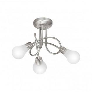 Ceiling Semi Flush Light Sique II (3 lights)