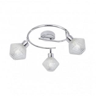 Ceiling Flush Light Ozadi (3 lights)