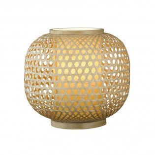 Bamboo Table Lamp Zen