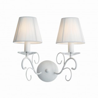 Wall Light Perla (2 Lights)
