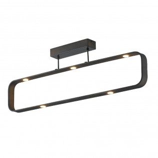 Ceiling Flush Light LED Moka (35W)