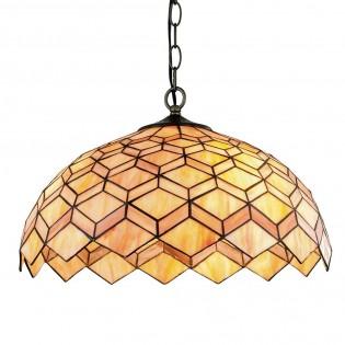 Tiffany Style Pendant Light Liberty
