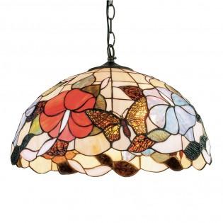 Tiffany style Pendant Light Ninfa