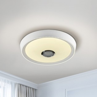 Flush Light LED with speaker Jazz (30W)