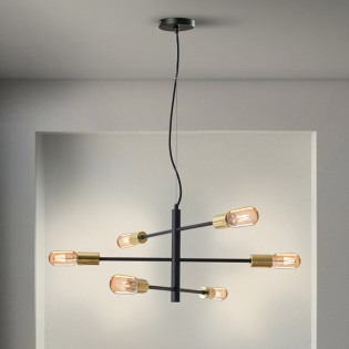 Pendant Light LED Soho (6 lights)