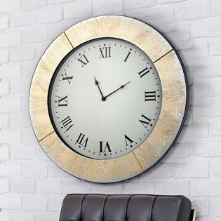 Decorative Wall Clock Aurora