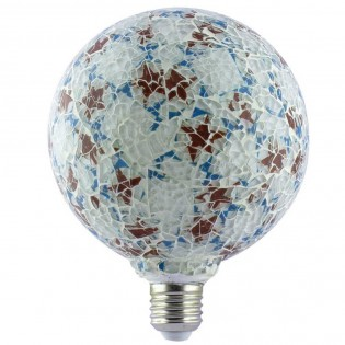 Decorative LED Bulb Tiffany E27 4W (White)