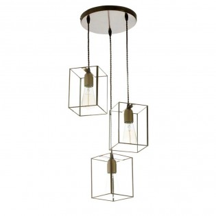 Pendant Lamp Rada (3 Lights)