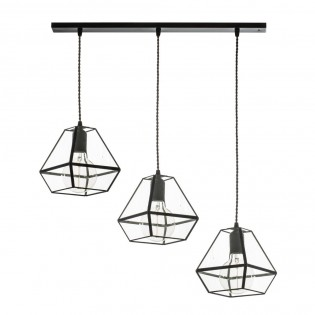 Pendant Track Light Nadir (3 lights)