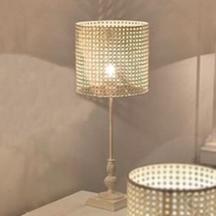 Lámpara de mesa Grille