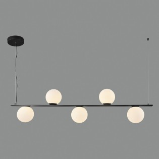 5 Light Bar Pendant Ceiling LED Light  Kin