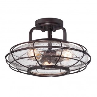 Ceiling Semi Flush Light Connell