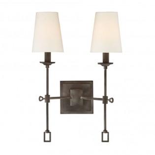 Wall Lamp Lorainne (2 Lights)