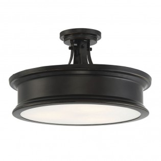 Semi-Flush Light Watkins