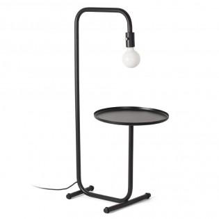 Floor Lamp with shelf Guest