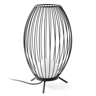Outdoor LED Floor Lamp Cage (12W)