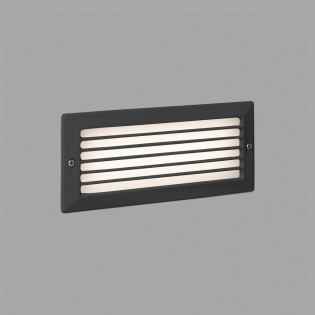 Outdoor LED Recessed Wall Light Stripe (5W)