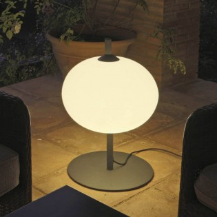 Hue V Customisable Outdoor Lamp