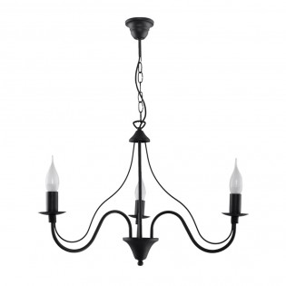 Chandelier Minerwa (3 Lights)