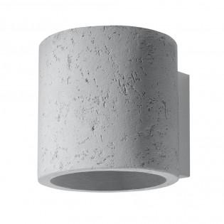 Wall Lamp Orbis Concrete