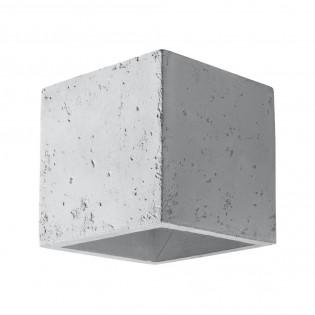 Wall Lamp Quad Concrete