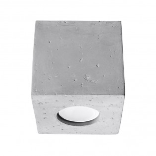 Flush Light Quad Concrete