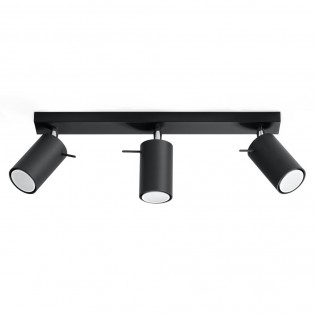 Ceiling Track Light Ring (3 Lights)