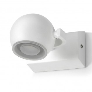 Bathroom LED Wall Lamp Moon (5W)