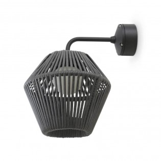 Outdoor LED Wall Lamp Nell (6W)