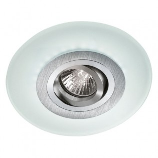 Kit Iceberg Round aluminum (LED white cold)