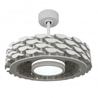 LED Ceiling fan Ness (24W+10W)