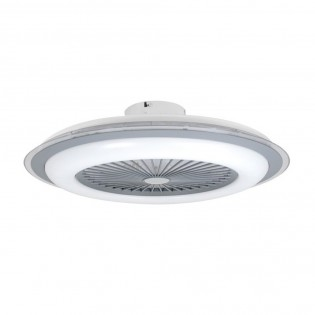 Ceiling fan with LED light Liria (48W)
