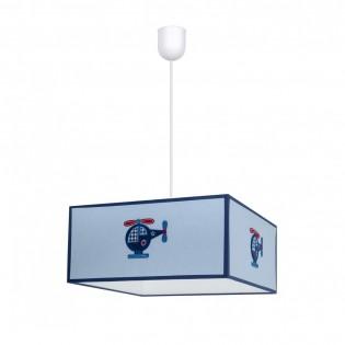 Hanging Lamp Helicóptero