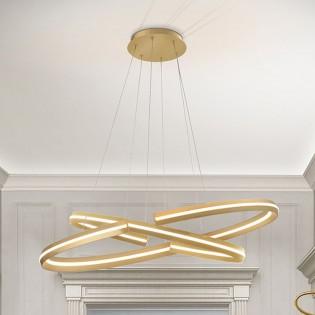 LED Ceiling Lamp Elipse (58W)